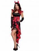 Déguisement démon gothique femme Halloween