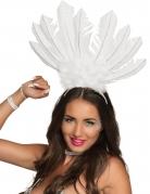 Coiffe brésilienne blanche femme