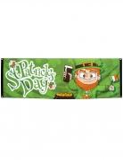 Bannière Saint Patrick's day 220 x 74 cm