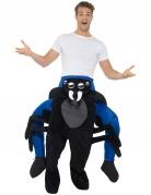 Déguisement homme à dos d'araignée adulte