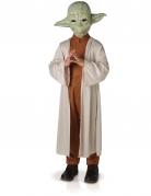 Déguisement luxe Yoda Star Wars ™ enfant avec masque