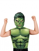T-shirt et masque Hulk ™ enfant