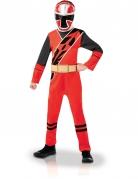 Déguisement classique Power Rangers Ninja Steel Rouge™ enfant