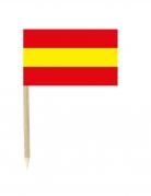 Vous aimerez aussi : Lot de 50 drapeaux mini-piques Espagne 3 x 5 cm