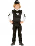 Déguisement FBI enfant