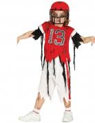Déguisement footballeur américain zombie garçon Halloween