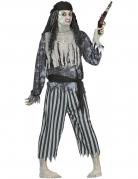 Déguisement pirate fantôme homme Halloween