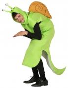 Déguisement escargot vert adulte