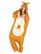 Vous aimerez aussi : Déguisement combinaison kangourou adulte