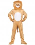 Déguisement mascotte lion adulte