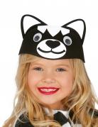 Chapeau chat rigolo enfant