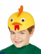 Chapeau poussin rigolo enfant