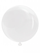 Ballon bulle transparent 90 cm