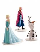 Figurines Elsa Anna et Olaf - La Reine des Neiges ™ 7,5 cm