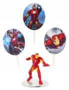 Kit de décorations gâteaux Iron Man™