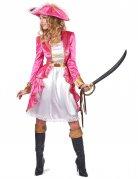 Vous aimerez aussi : Déguisement pirate baroque rose femme