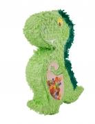 Piñata petit dinosaure vert