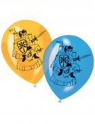 Vous aimerez aussi : 6 Ballons imprimés Chevalier