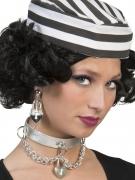 Boucles d'oreilles cadenas sexy femme