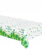 Nappe en plastique Happy St Patrick's Day 129 x 213cm