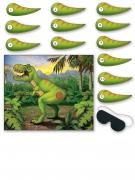 Jeu de fête dinosaure
