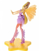 Figurine en plastique Winx Sirenix ™ Stella 13 cm