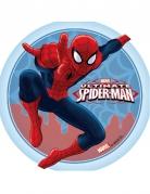 Disque azyme Ultimate Spiderman ™ 14,5 cm