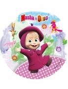 Disque azyme Masha et Michka ™ Masha 21 cm