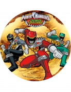 Disque azyme Power Rangers ™ 21 cm