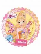 Disque en sucre Winx ™ Stella 21 cm