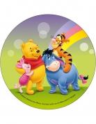 Disque azyme Winnie l'Ourson ™ Winnie et ses amis 21 cm