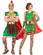 Vous aimerez aussi : Déguisement couple de soldats romains adultes