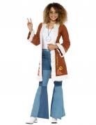 Vous aimerez aussi : Manteau hippie avec fourrure femme