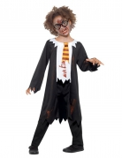 Déguisement écolier zombie enfant