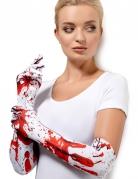 Vous aimerez aussi : Gants longs blancs tachés de sang adulte
