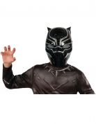 Masque 1/2 Black Panther™ enfant
