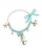 Bracelet Sirène menthe fille