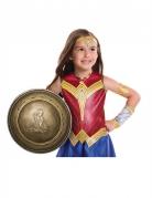 Bouclier en plastique Wonder Woman™ fille 30 cm
