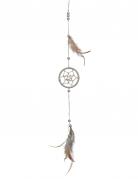 Vous aimerez aussi : Suspension attrape rêve avec plumes 35 cm