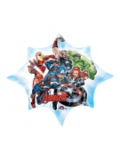 Petit ballon étoile aluminium Avengers™ 27 cm