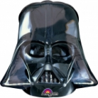 Vous aimerez aussi : Petit ballon aluminium tête de Dark Vador™ 25 X 27 cm