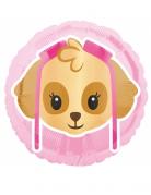 Ballon aluminium Stella Pat'Patrouille™ Emoji™ 43 cm