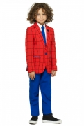 Costume Mr. Spiderman™ enfant Opposuits™