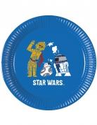 Vous aimerez aussi : 8 Assiettesen carton Star Wars Forces™ 20 cm