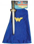 Vous aimerez aussi : Kit épée et cape Wonder Woman™ fille