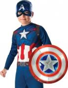 Vous aimerez aussi : Bouclier en plastique metallisé Captain America™ 30 cm enfant