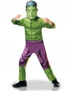 Déguisement classique Hulk™ série animée garçon