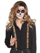 Vous aimerez aussi : Bretelles mexicaines adulte Dia de los muertos