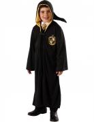 Déguisement robe de sorcier Poufsouffle Harry Potter™ luxe enfant