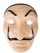 Vous aimerez aussi : Masque voleur en plastique adulte